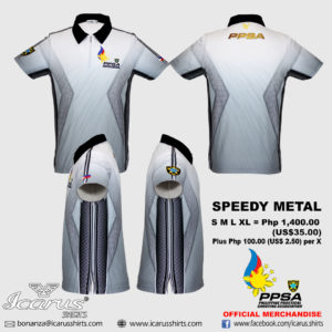 PPSA SPEEDY METAL 1