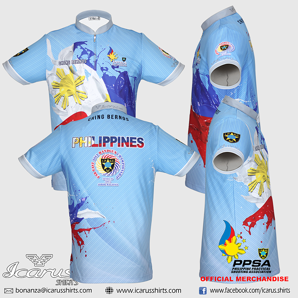 Feahc Philippines Shirt Icarus Shirts