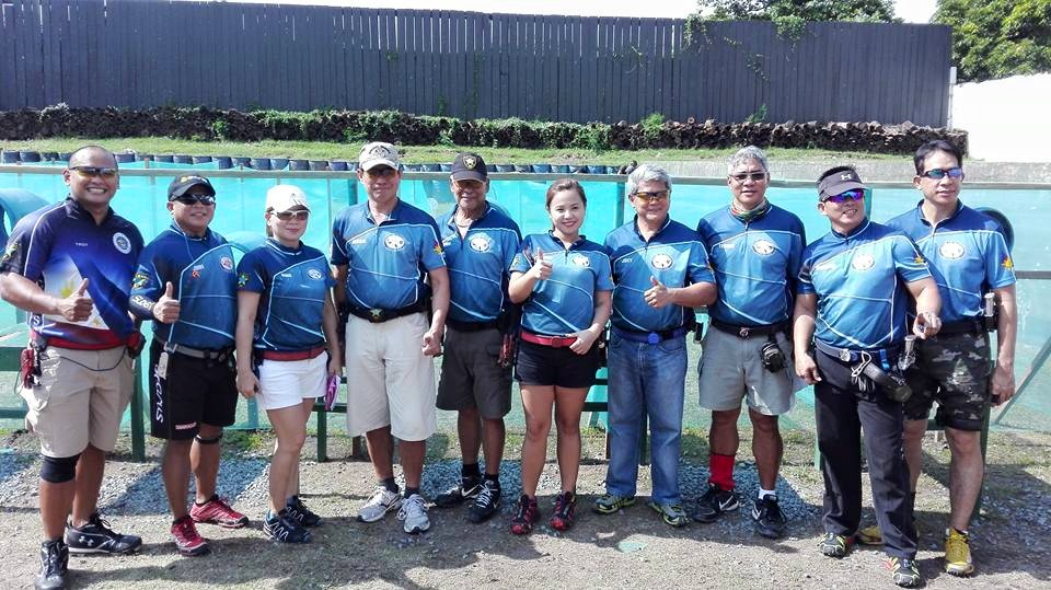 CLESC team at PMA Cavaliers Cup