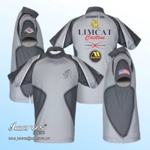 Limcat Turtle neck (team shirt)