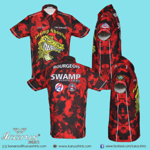 Swamp Shooters Dry Fit Shirt for Shooting