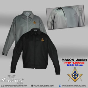 mason jacket multiple color
