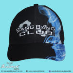 Dye Sublimation Cap - 6 panels (soft front)