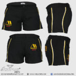 Ladies Regular Shorts
