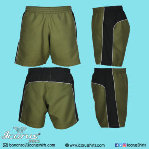 0J 0616 - Team Marines Shorts---1