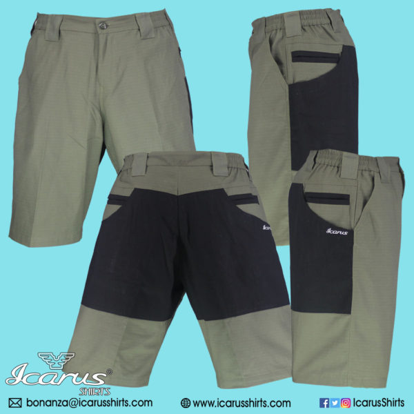 1221 – Two Tone Shorts – 0