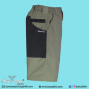 1221 - Two Tone Shorts - 2