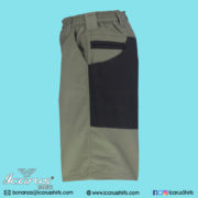 1221 - Two Tone Shorts - 4