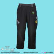 LIMCAT Black Subli Pants - 1