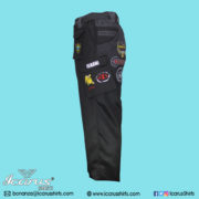 LIMCAT Black Subli Pants - 2