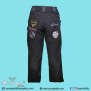 LIMCAT Black Subli Pants - 3
