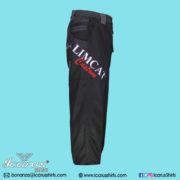 LIMCAT Black Subli Pants - 4