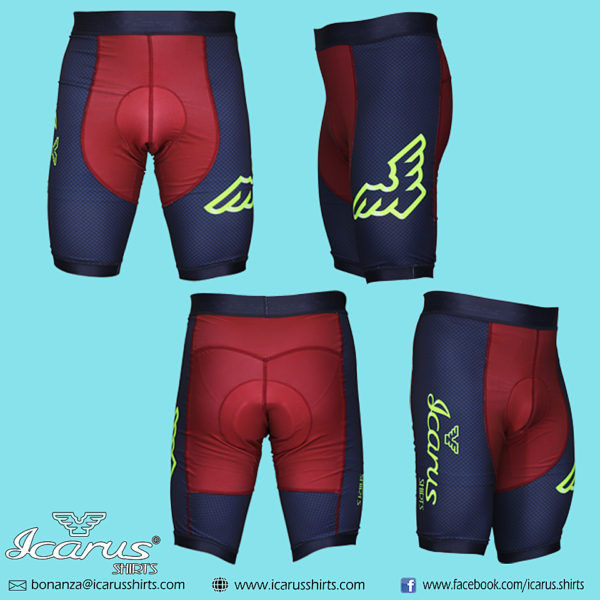 ICARUS-CYCLING SHORT-1