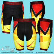 Tondo Biker Cycling Shorts (2)