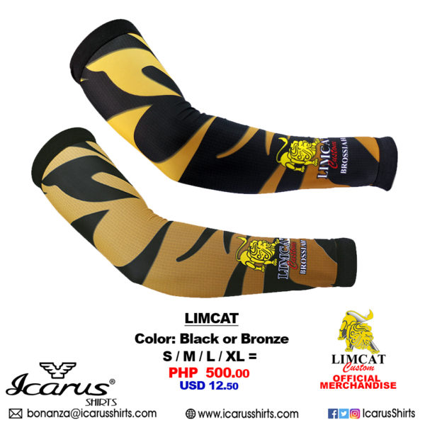0314 – LIMCAT TIGER ARMSLEEVES – 1