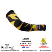 0314 - LIMCAT TIGER ARMSLEEVES - 2