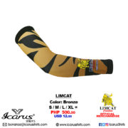 0314 - LIMCAT TIGER ARMSLEEVES - 3