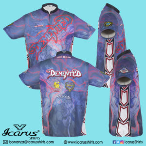 0322 - Demented Blue--4 in 1