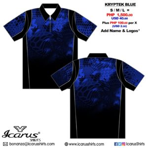 Kryptek Blue - 3
