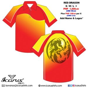 Red Dragon - 3