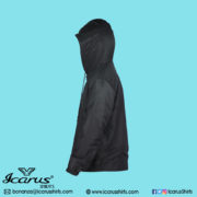 1201 - Water Repellant with Fleece Lining -- 4