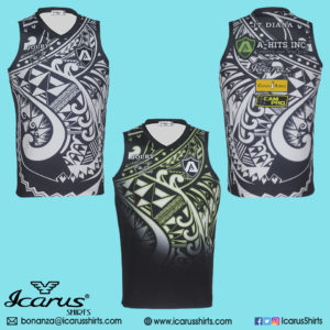 A Hits Tribal Sleeveless---6