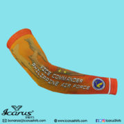 Philippine Airforce Armsleeves ORANGE
