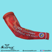 Philippine Airforce Armsleeves RED
