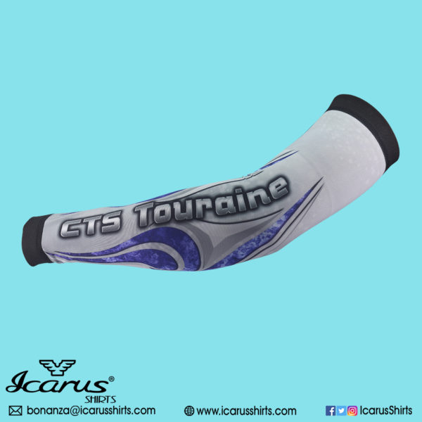 0719 – CTS Touraine — ARMSLEEVES