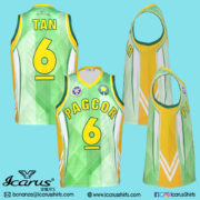 PAGCOR Volleyball GREEN---5