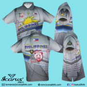 Team Philippines World Shoot Rifle - Gray 1