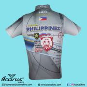 Team Philippines World Shoot Rifle - Gray 2