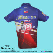 Team Philippines World Shoot Rifle - Red 2