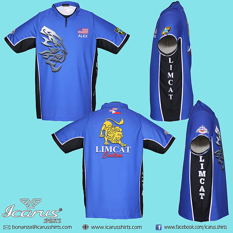 LIMCAT shirt - Icarus Shirts