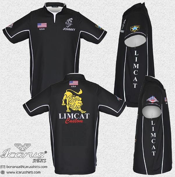 LIMCAT MAXCOOL Shirt - Icarus Shirts
