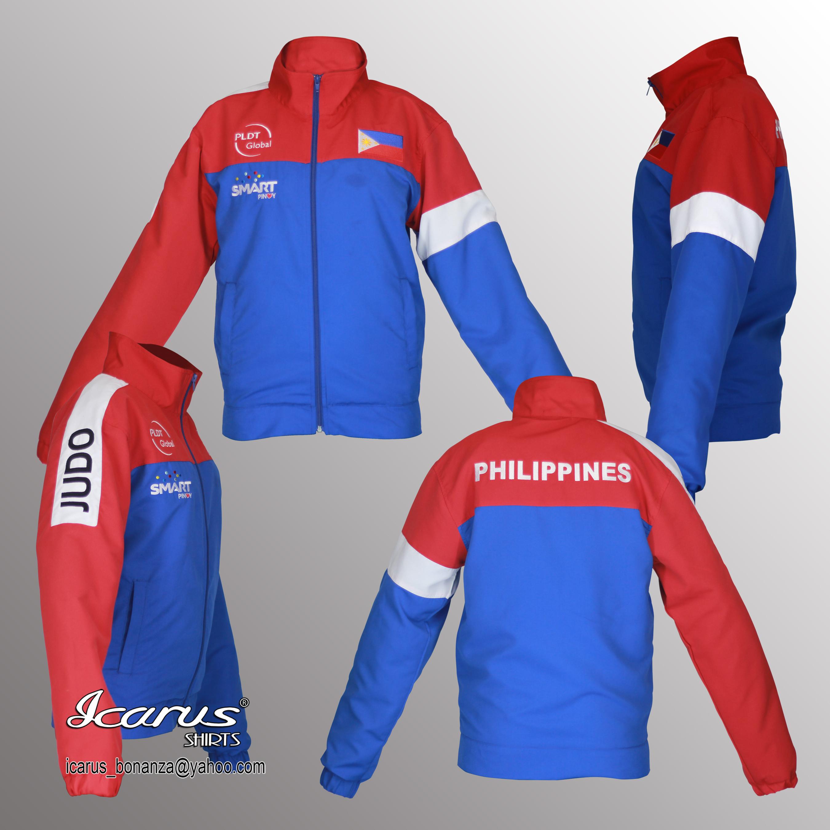 SMART Judo team - Icarus Shirts