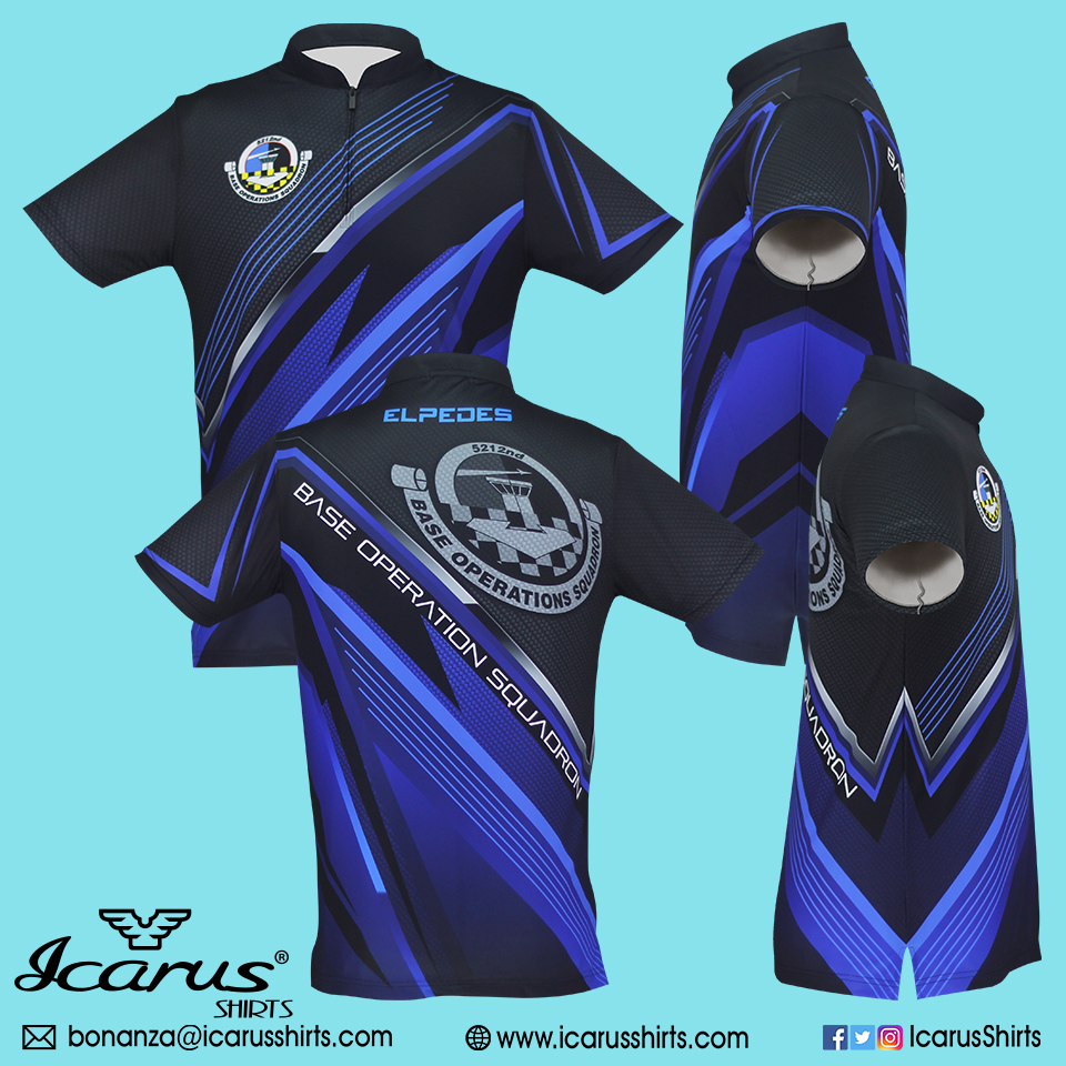 Philippine Air Force - BOS | Icarus Shirts